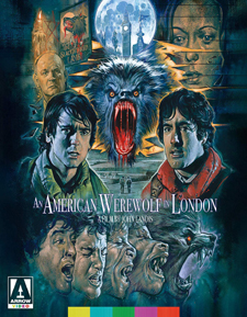 An American Werewolf in London (Blu-ray Disc)