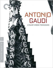 Antonio Gaudi (Blu-ray Disc)