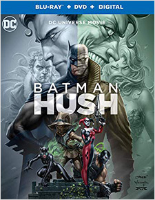 Batman: Hush (Blu-ray Disc)