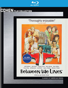 Between the Lines (Blu-ray Disc)