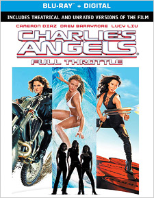 Charlie's Angels: Full Throttle (Blu-ray Disc)