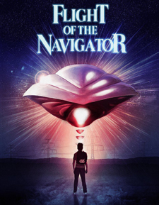 Flight of the Navigator: Limited Edition (Blu-ray Disc)