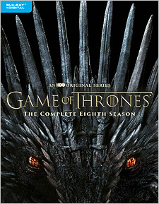 Game of Thrones: Season 8 (Blu-ray Disc)