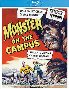 Monster on the Campus (Blu-ray Disc)