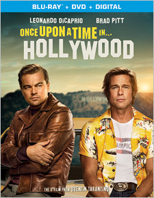 Once Upon a Time in Hollywood (Blu-ray Disc)