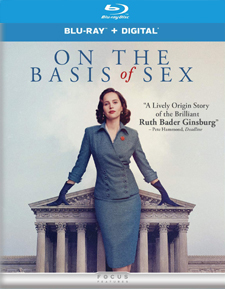 On the Basis of Sex (Blu-ray Disc)