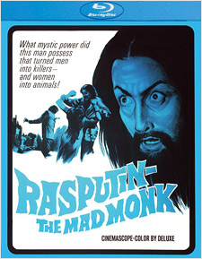 Rasputin the Mad Monk (Blu-ray Disc)