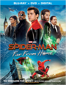 Spider-Man: Far From Home (Blu-ray Disc)