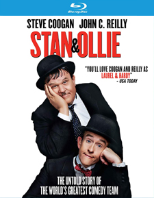Stan & Ollie (Blu-ray Disc)