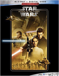 Star Wars: The Clone Wars (2019 - Blu-ray reissue)