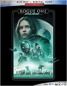 Rogue One: A Star Wars Story (2019 - Blu-ray reissue)