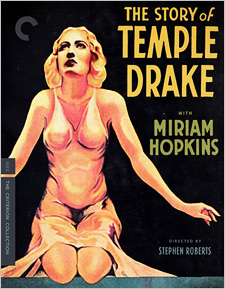The Story of Temple Drake (Criterion Blu-ray Disc)