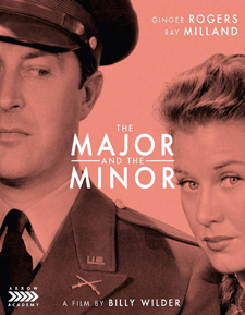 The Major and the Minor (Blu-ray Disc)
