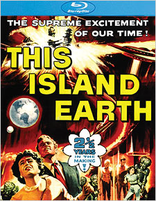 This Island Earth (Blu-ray Disc)