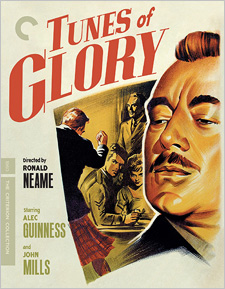 Tunes of Glory (Criterion Blu-ray Disc)