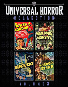 Universal Horror Collection: Volume 3 (Blu-ray Disc)