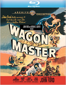 Wagon Master (Blu-ray Disc)