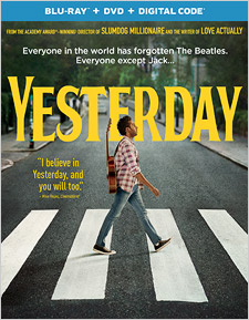 Yesterday (Blu-ray Disc)