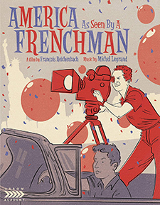 America as Seen by a Frenchman (Blu-ray Disc)