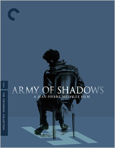 Army of Shadows (Criterion Blu-ray)