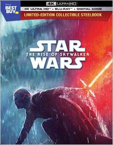 Disney Lucasfilm Set Star Wars The Rise Of Skywalker For Bd Dvd 4k Uhd On 3 31 Updated
