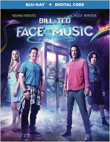 Bill & Ted Face the Music (Blu-ray Disc)