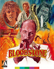 Bloodstone (Blu-ray Disc)