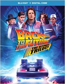 Retour vers le futur: Ultimate Trilogy (Blu-ray Disc)