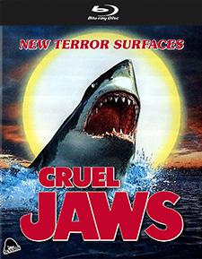 Cruel Jaws (disque Blu-ray)