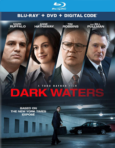 Dark Waters (Blu-ray Disc)