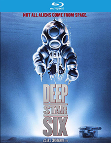 DeepStar Six (Blu-ray Disc)