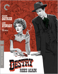 Destry Rides Again (Blu-ray Disc)