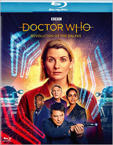 Doctor Who: Revolution of the Daleks (Blu-ray Disc)