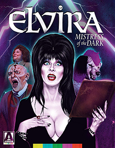 Elvira: Mistress of the Dark (Blu-ray Disc)