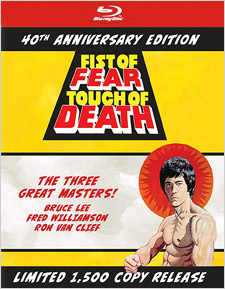 Fist of Fear, Touch of Death (Blu-ray Disc)