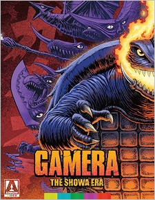 Gamera: The Showa Era (Blu-ray Disc)