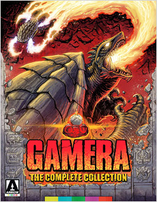 Gamera: The Complete Collection (Blu-ray Disc)