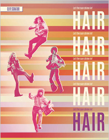 Hair (Blu-ray Disc)