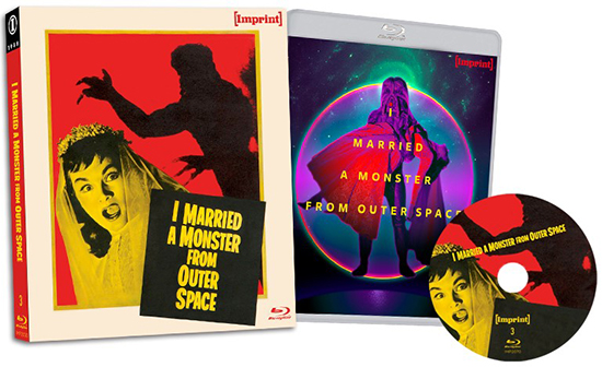 I Married a Monster from Outer Space (Blu-ray Disc)