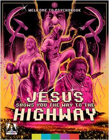Jésus vous montre le chemin de l'autoroute (Blu-ray Disc)