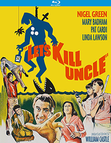 Let's Kill Uncle (Blu-ray Disc)