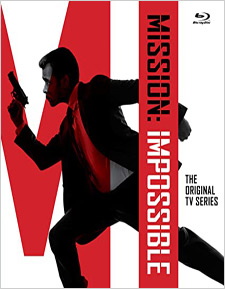 Mission: Impossible - The Complete Original TV Series (Blu-ray Disc)