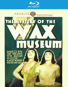 The Mystery of the Wax Museum (Blu-ray Disc)