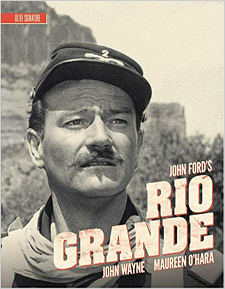 Rio Grande: Olive Signature Edition (Blu-ray Disc)