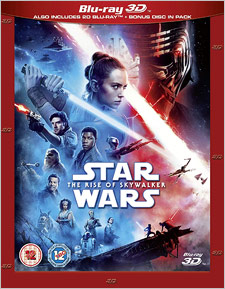 Star Wars: The Rise of Skywalker (All Region Blu-ray 3D)