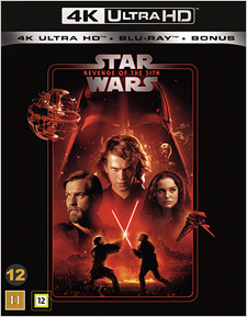 Star Wars: Revenge of the Sith (Swedish Blu-ray Disc)