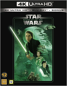 Star Wars: Return of the Jedi (Swedish Blu-ray Disc)