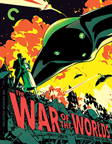 The War of the Worlds (Blu-ray Disc)