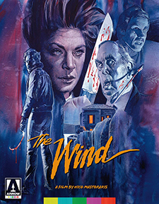 The Wind (Blu-ray Disc)