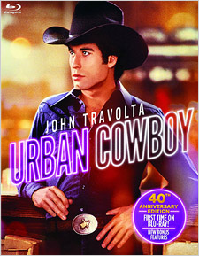 Urban Cowboy (Blu-ray Disc)